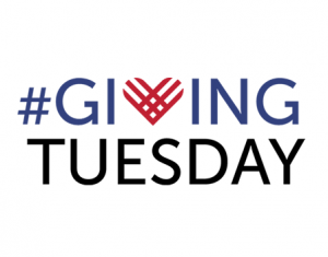 Giving Tuesday Logo STACKED