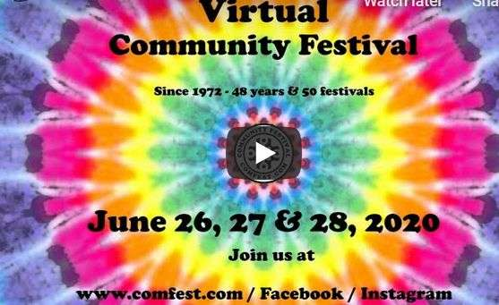 Comfest Goes Virtual