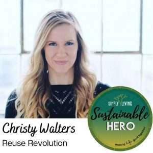 Sustainable Hero – Christy Walters