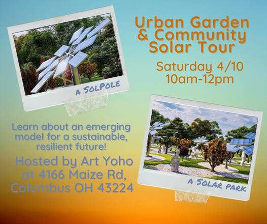 Art Yoho Garden And Solar Tour