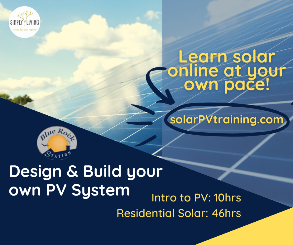 Want Solar Training? Get A Discount!