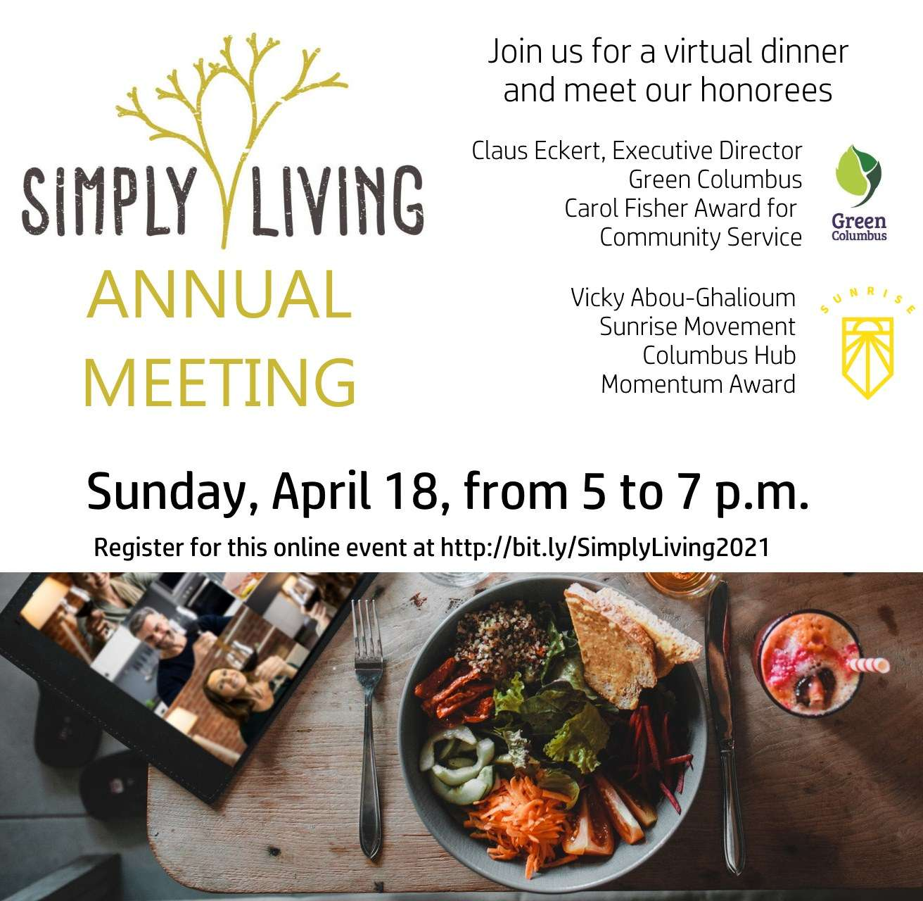 Simply Living Adds Board Members, Executive Director; Announces 2021 Annual Meeting