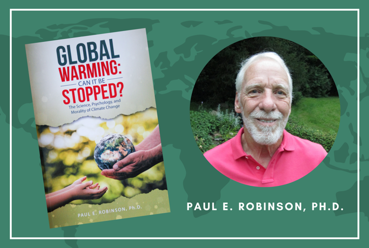 Global Warming Book By Paul Robinson
