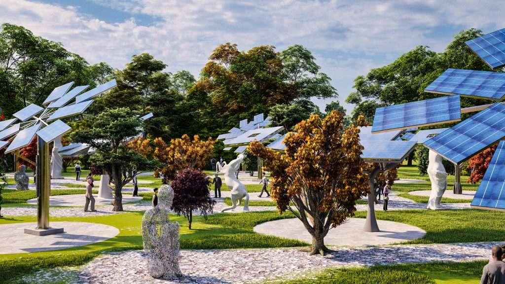 solar community project
