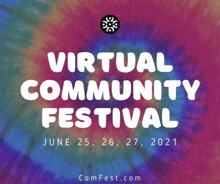 Virtual Community Festival Comfest 2021