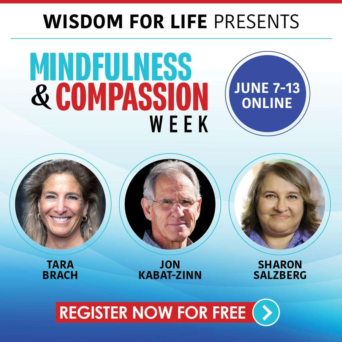 Mindfulness And Compassion Week