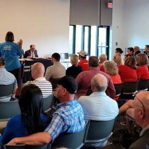 Our Testimony On The Pleasant Prairie Solar Energy Center