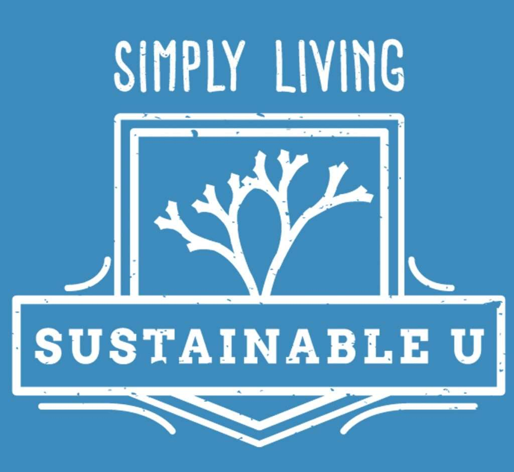 Simply Living Sustainable U Community education for a sustainable world. logo